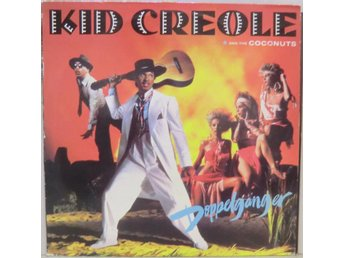 Kid Creole and the Coconuts-Doppelganger / LP med insert
