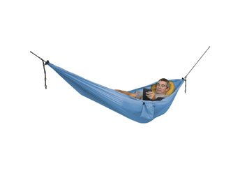 EXPED Travel Hammock Plus Blue