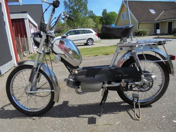 Veteranmoped Kreidler Flory-67