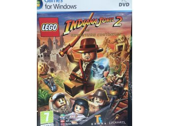 PC: LEGO : INDIANA JONES 2: The adventure continues