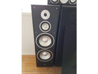 System One fullfront högtalare i bra skick. - Ingarö - System One fullfront högtalare i bra skick. - Ingarö