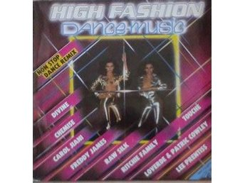 Various title*  High Fashion Dance Music (Non Stop Dance Remix)* Disco LP Comp.