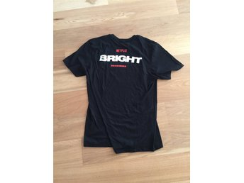 Netflix Bright T-shirt Will Smith Promotion