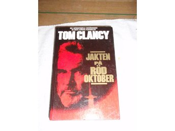 Tom Clancy - Jakten på röd oktober - Kartonage