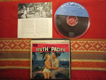 RCA-Victor GPS-109 South Pacific, orig soundtrack recording, USA 2-track 1958
