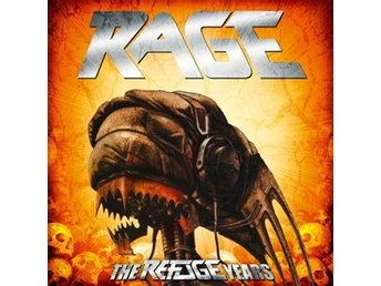 Rage: The Refuge years 1988-2015 (10 CD + DVD)