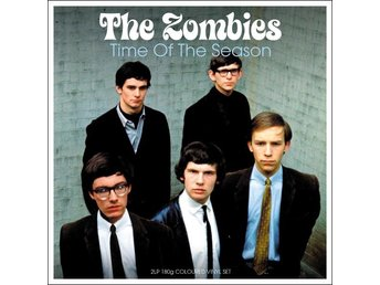 Zombies: Time of the season (Coloured) (2 Vinyl LP)