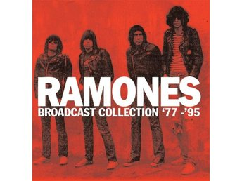 Ramones: Broadcast collection 1977-95 (FM) (9 CD)