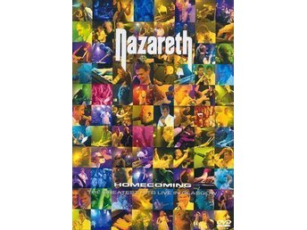 Nazareth - Homecoming dvd