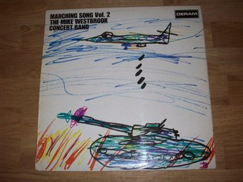 MIKE WESTBROOK-MARCHING SONG VOL 2  UK-69 MONO