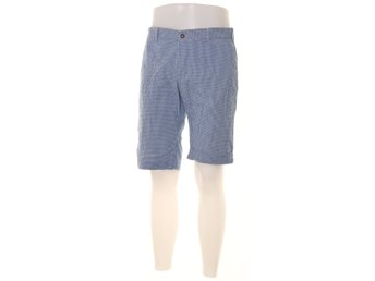 Rose & Born, Shorts, Strl: 50, Blå/Vit