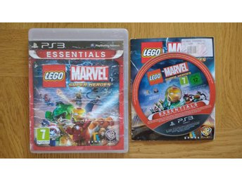 PlayStation 3/PS3: LEGO Marvel Super Heroes