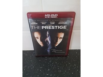 Hd dvd : The prestige - från regissören  av Batman begins