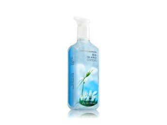 Bath & Body Works SEA ISLAND COTTON Deep Cleansing Hand Soap