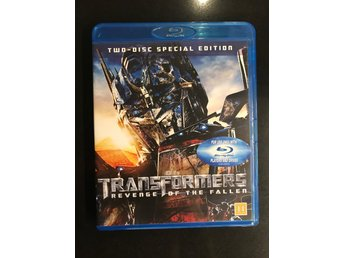 Transformers - Revenge of the fallen - Blu-ray disc