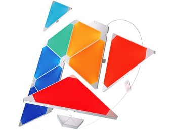 Nanoleaf Light Panels Smarter Kit - Rhythm Edition - 15PK