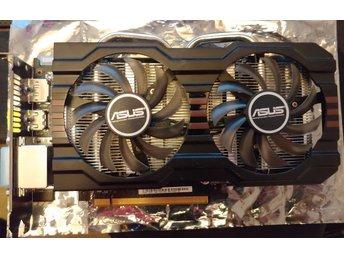 ASUS Radeon R7 260X 2GB GDDR5 (333851412) ᐈ Köp på Tradera
