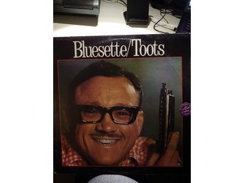 Toots Thielemans - Bluesette/Toots (LP, 1975)