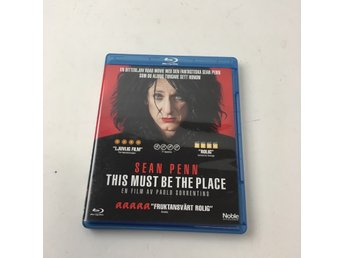 This must be the place, Film, Blu-ray, Drama, Paolo Sorrentino