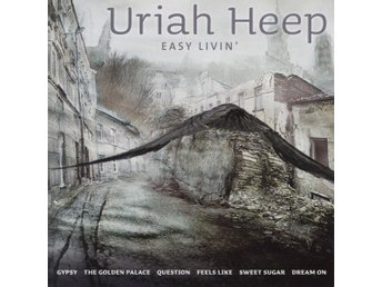 Uriah Heep: Easy living (Re-recordings) (CD)