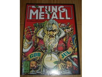TUNG METALL NR 12 1986 Fint skick