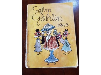 Salon Gahlin 1948