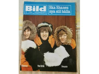 Bildjournalen, 1966, The Shanes