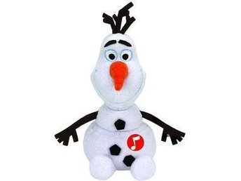 Disney Frozen Frost - TY Olaf Snowman With Sound Regular 15 cm