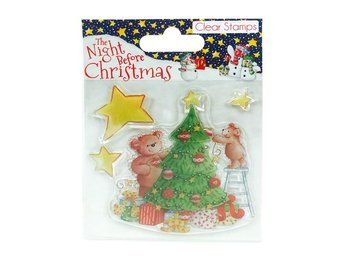 Clearstamps - Night before Christmas - Tree
