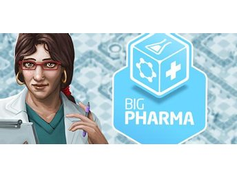 Big Pharma Steam PC Ny Se Hit!