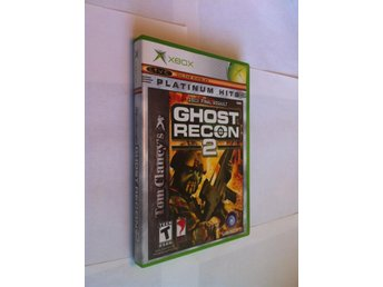 Xbox: Tom Clancey's Ghost Recon 2 (II)