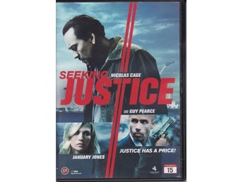 Seeking Justice - Nicolas Cage, January Jones, Guy Pearce