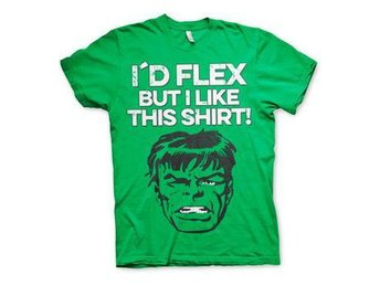 The Hulk T-Shirt Flex L