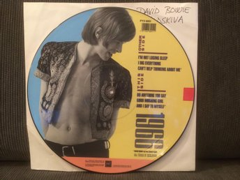 David Bowie –  Bildskiva-1966  UK 1988