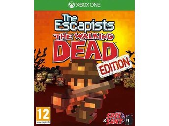 The Escapists the Walking Dead Edition - Norrtälje - The Escapists the Walking Dead Edition - Norrtälje