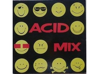 Various title*  Acid Mix *Acid House, House Spain LP Comp.