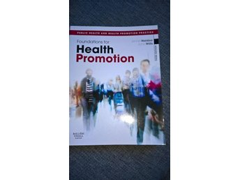 Foundations For Health Promotion ISBN 978-0-7020-2695-3