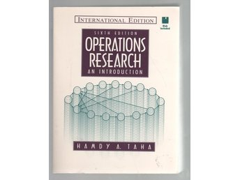 Operations research - an introduction