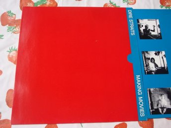 DIRE STRAITS - MAKING MOVIES LP 1980