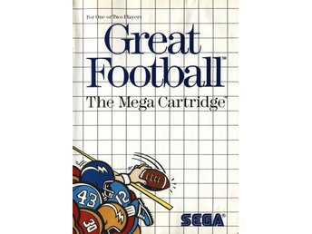 Great Football (Ej Bok) (Beg)