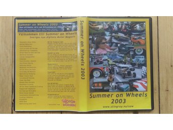 Summer on Wheels 2003 - DVD