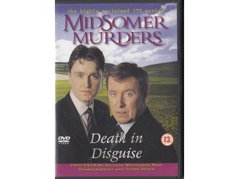 Midsomer Murders Death in Disguise 1998 DVD