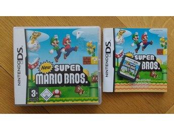 Nintendo DS: New Super Mario Bros