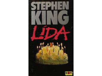 Lida, Stephen King (Pocket)