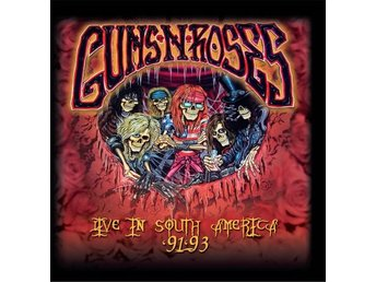 Guns N' Roses: Live in South America 1991-93 (5 CD)
