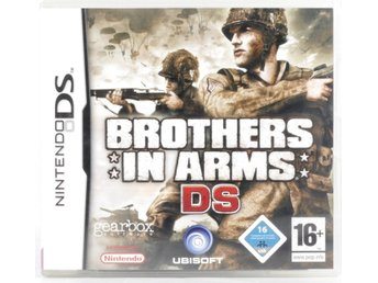 Brothers in Arms DS -
