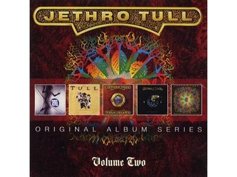 Jethro Tull: Original album series vol 2 1984-95 (5 CD)