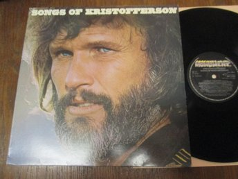 Kris Kristofferson Songs Of Kristofferson