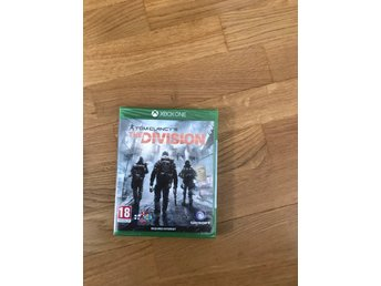 Tom clancys the division. Nytt. Xbox one