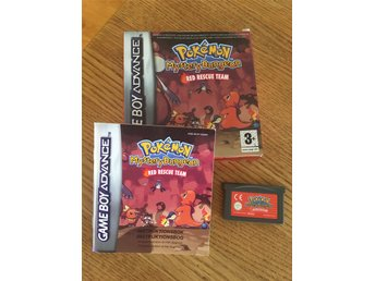 Gameboy Advance Pokémon Mystery Dungeon